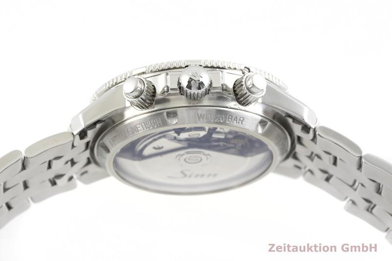 gebrauchte Luxusuhr Sinn 103 ST Chronograph Stahl Automatik Kal. ETA 7750 Ref. 103  | 2002523 _0