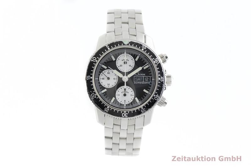 gebrauchte Luxusuhr Sinn 103 ST Chronograph Stahl Automatik Kal. ETA 7750 Ref. 103  | 2002523 _1
