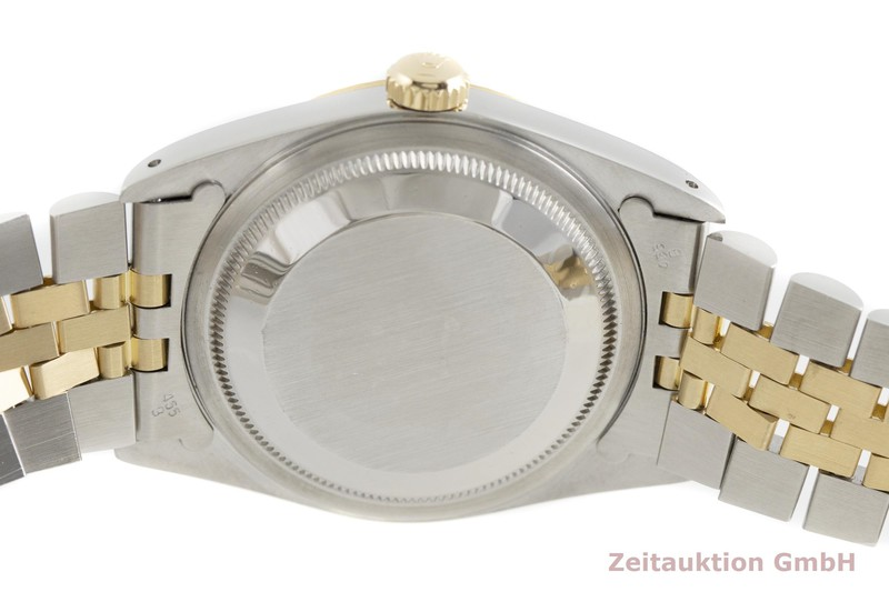 gebrauchte Luxusuhr Rolex Datejust Stahl / Gold Automatik Kal. 3135 Ref. 16233  | 2002532 _0