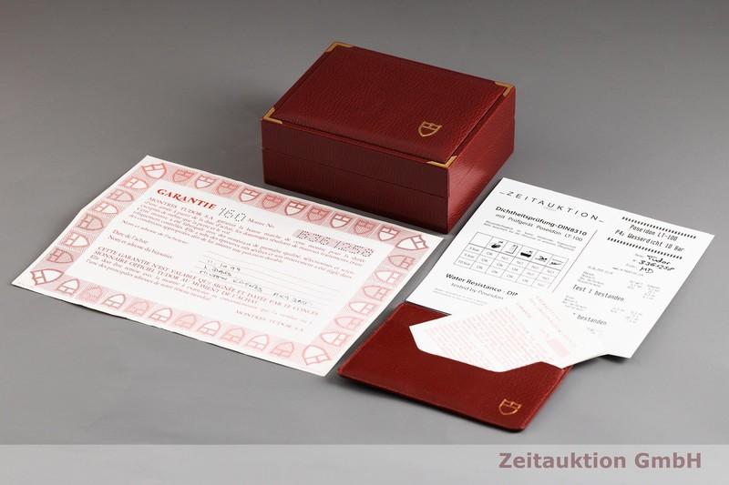 gebrauchte Luxusuhr Tudor Mini-Sub Stahl / Gold Automatik Kal. ETA 2671 Ref. 73091  | 2002540 _0