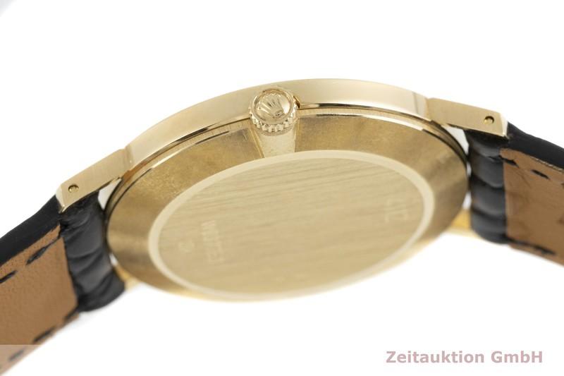 gebrauchte Luxusuhr Rolex Cellini 18k Gold Handaufzug Kal. 1602 Ref. 4112  | 2002544 _1