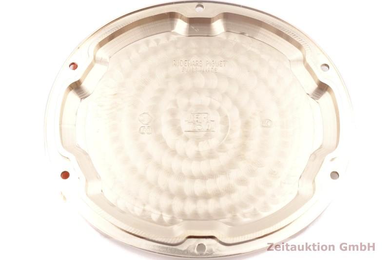 gebrauchte Luxusuhr Audemars Piguet Millenary Chronograph 18k Rotgold Automatik Kal. 2226 Ref. 25822OR/O/3002/01  | 2002548 _0