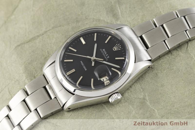 gebrauchte Luxusuhr Rolex Oysterdate Stahl Handaufzug Kal. 1225 Ref. 6694 VINTAGE  | 2002549 _0