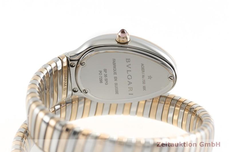 gebrauchte Luxusuhr Bvlgari Serpenti Stahl / Gold Quarz Kal. ETA E01001 Ref. SP35SPG  | 2002555 _0