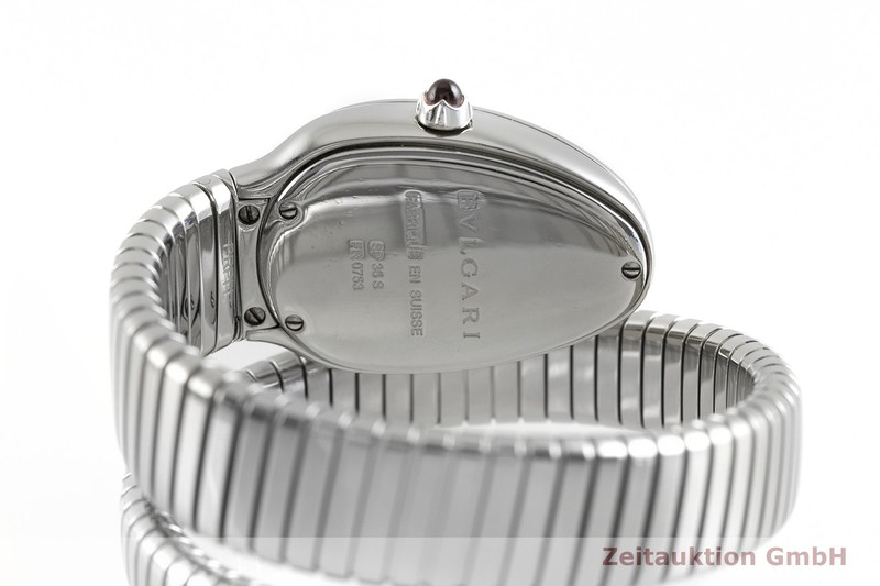 gebrauchte Luxusuhr Bvlgari Serpenti Stahl Quarz Kal. ETA E01001 Ref. SP35S    2002560 _0