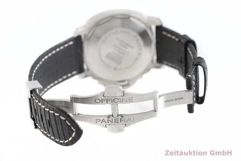 gebrauchte Luxusuhr Panerai Luminor  Chronograph Stahl Handaufzug Kal. OP12, ETA 7753 Ref. PAM00310, OP6739  | 2002563 _1