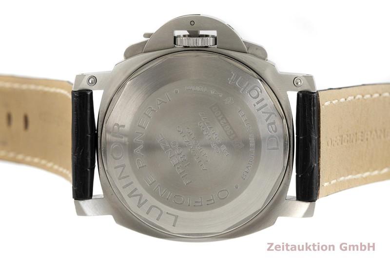 gebrauchte Luxusuhr Panerai Luminor Chrono Daylight Chronograph Stahl Automatik Kal. OPXII, ETA 7753 Ref. PAM00250, OP699 LIMITED EDITION | 2002565 _0