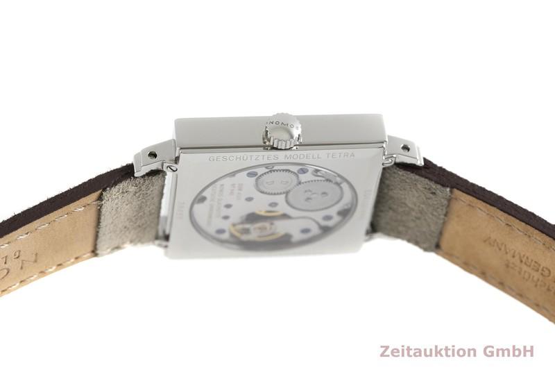 gebrauchte Luxusuhr Nomos Tetra Stahl Handaufzug Kal. DUW 4301 Ref. 492  | 2002572 _0