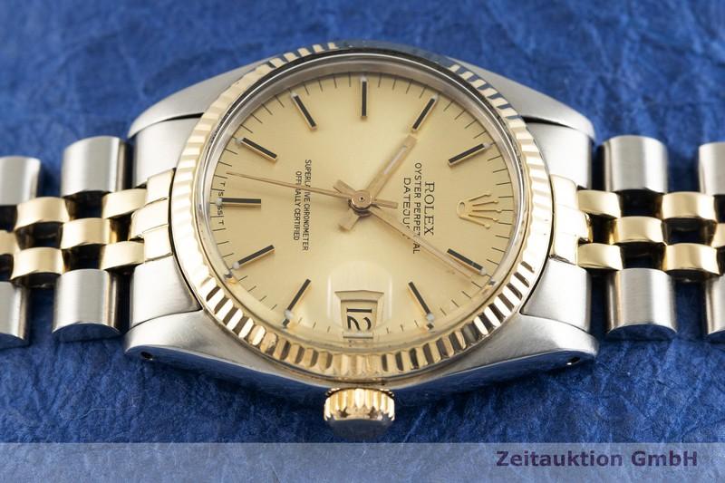 gebrauchte Luxusuhr Rolex Datejust Stahl / Gold Automatik Kal. 2030 Ref. 6827  | 2002574 _0