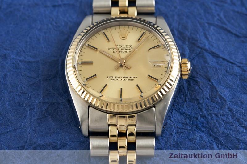 gebrauchte Luxusuhr Rolex Datejust Stahl / Gold Automatik Kal. 2030 Ref. 6827  | 2002574 _1