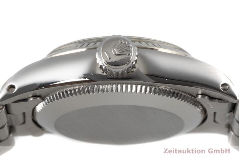 gebrauchte Luxusuhr Rolex Oyster Perpetual Stahl / Weissgold Automatik Kal. 2030 Ref. 6719    2002575 _1