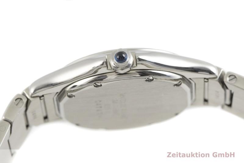 gebrauchte Luxusuhr Cartier Cougar Stahl Quarz Kal. 690 Ref. 12151    2002577 _0