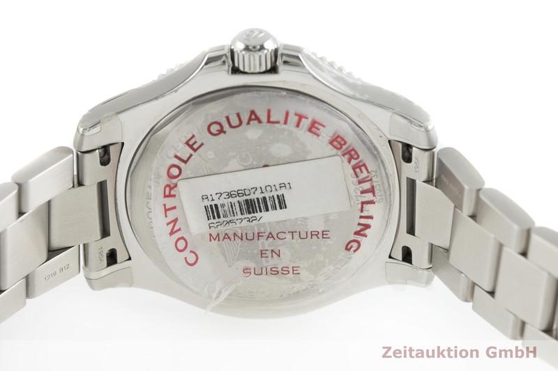 gebrauchte Luxusuhr Breitling Superocean Stahl Automatik Kal. B17, SW 200-1 Ref. A17366  | 2002579 _0