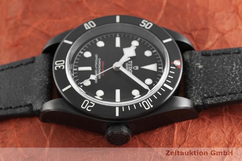 gebrauchte Luxusuhr Tudor Black Bay 41 Stahl Automatik Kal. MT 5602 Ref. 79230DK  | 2002580 _0