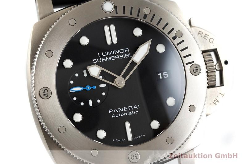 gebrauchte Luxusuhr Panerai Luminor Submersible Titan Automatik Ref. PAM01305, OP7181    2002583 _0