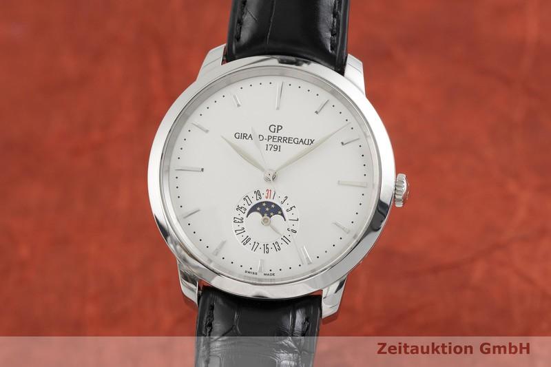 gebrauchte Luxusuhr Girard Perregaux 1966 Stahl Automatik Kal. GP3300 Ref. 49545-11-131-BB60  | 2002588 _0