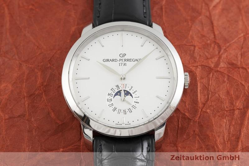 gebrauchte Luxusuhr Girard Perregaux 1966 Stahl Automatik Kal. GP3300 Ref. 49545-11-131-BB60  | 2002588 _1