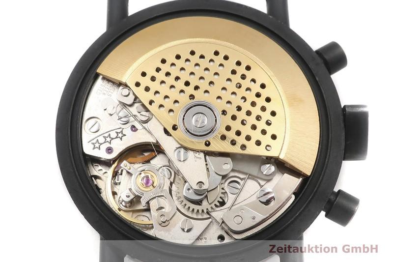 gebrauchte Luxusuhr Alain Silberstein Krono Chronograph Stahl Automatik Kal. Valjoux 7751  | 2002592 _0