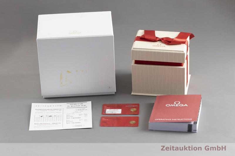 gebrauchte Luxusuhr Omega Speedmaster Chronograph Stahl Automatik Kal. 3330 Ref. 324.30.38.50.03.001  | 2002601 _0