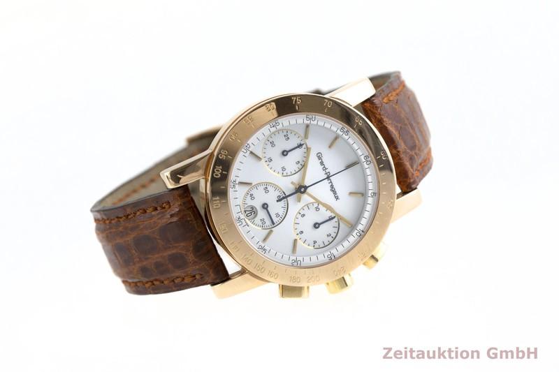 gebrauchte Luxusuhr Girard Perregaux 7001 Chronograph 18k Rotgold Quarz Kal. 810-865 Ref. 7700    2002605 _0