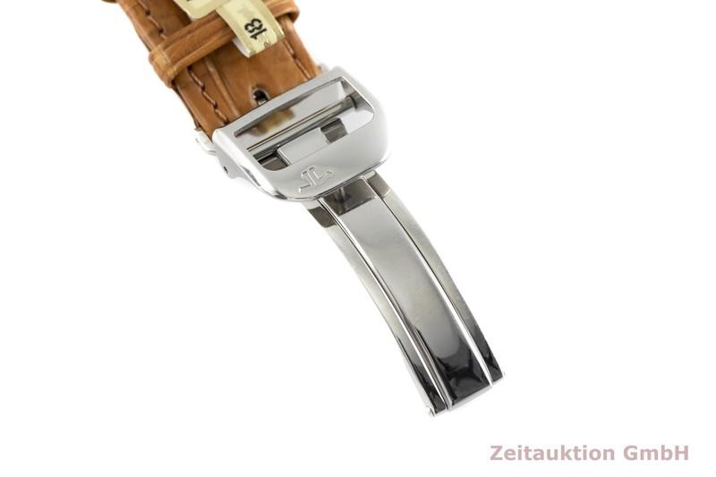 gebrauchte Luxusuhr Jaeger LeCoultre Memovox Stahl Handaufzug Kal. 914 Ref. 144.8.94.S  | 2002616 _1