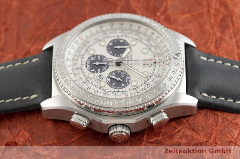 gebrauchte Luxusuhr Breitling B2 Chronograph Stahl Automatik Kal. B42, ETA 2892-A2 Ref. A42362  | 2002630 _0