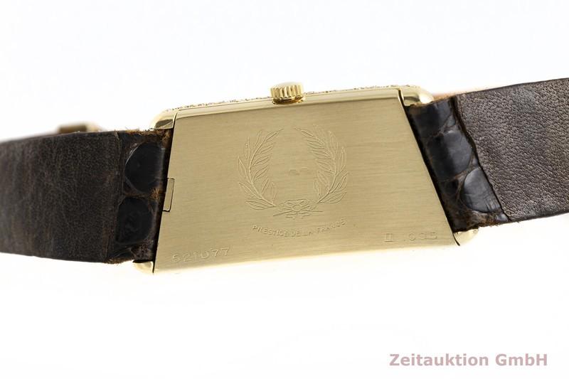gebrauchte Luxusuhr Vacheron & Constantin Prestige De La France 18k Gold Handaufzug Kal. K1050  | 2002634 _0