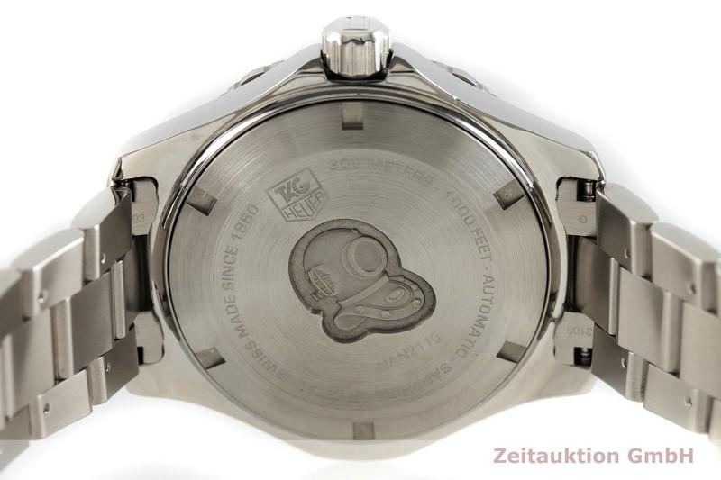 gebrauchte Luxusuhr Tag Heuer Aquaracer Stahl Automatik Kal. 5 Ref. WAN2110  | 2002641 _0