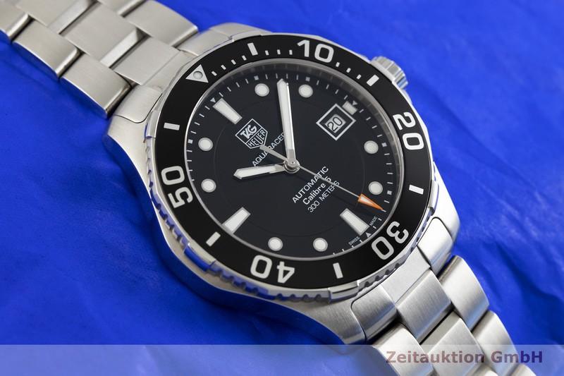 gebrauchte Luxusuhr Tag Heuer Aquaracer Stahl Automatik Kal. Cal. 5, SW 200-1 Ref. WAN2110  | 2002641 _1