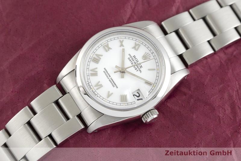 gebrauchte Luxusuhr Rolex Datejust Stahl Automatik Kal. 2135 Ref. 68240  | 2002644 _0