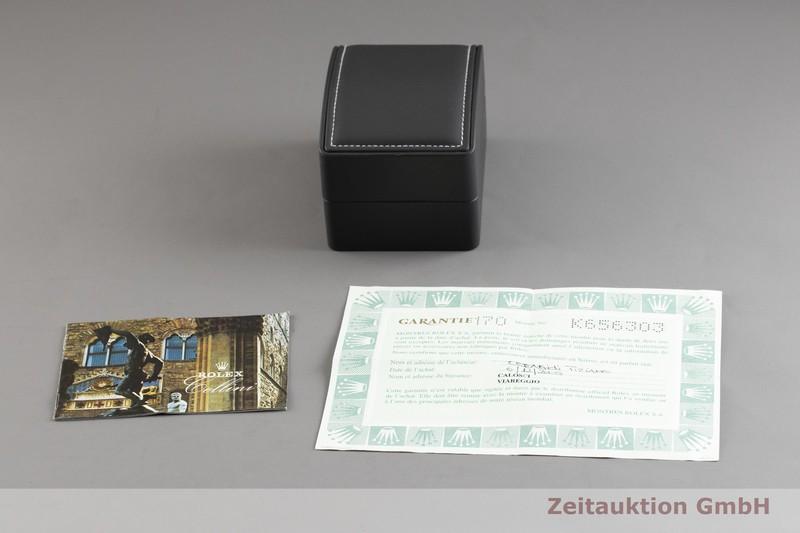 gebrauchte Luxusuhr Rolex Cellini 18k Weissgold Handaufzug Kal. 1602 Ref. 5116  | 2002645 _0