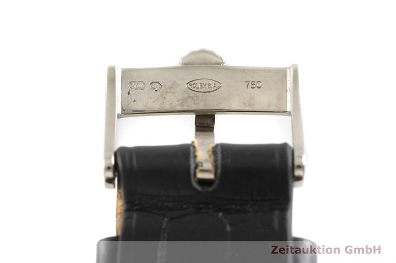 gebrauchte Luxusuhr Rolex Cellini 18k Weissgold Handaufzug Kal. 1602 Ref. 5116  | 2002645 _1