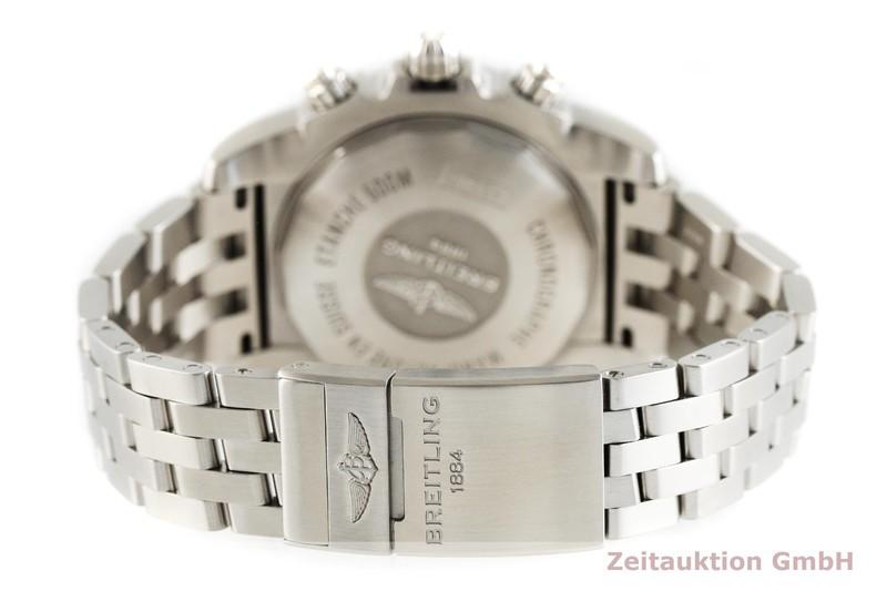 gebrauchte Luxusuhr Breitling Chronomat 44 Chronograph Stahl Automatik Kal. B01 Ref. AB0115  | 2002659 _1