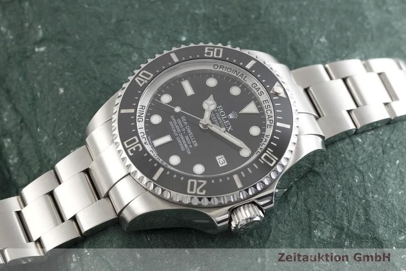 gebrauchte Luxusuhr Rolex Sea Dweller Stahl Automatik Kal. 3135 Ref. 116660  | 2002662 _0
