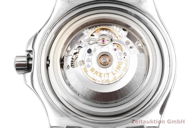 gebrauchte Luxusuhr Breitling Colt Stahl Automatik Kal. B17, ETA 2824-2 Ref. A17388  | 2002671 _0