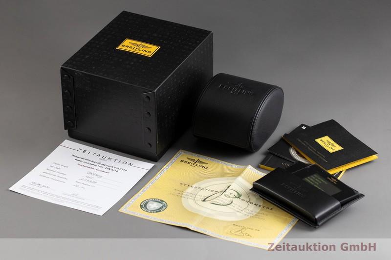 gebrauchte Luxusuhr Breitling Colt Stahl Automatik Kal. B17, ETA 2824-2 Ref. A17388  | 2002671 _1