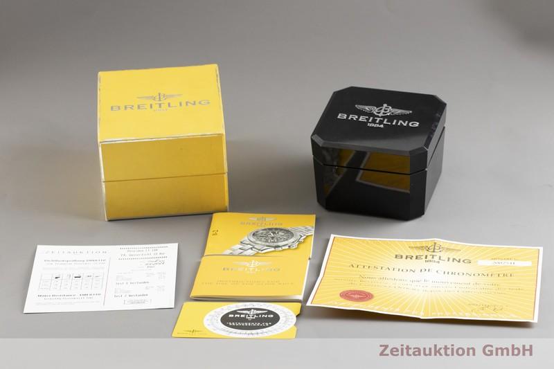 gebrauchte Luxusuhr Breitling B2 Chronograph Stahl Automatik Kal. B 42, ETA 2892-A2 Ref. A42362  | 2002689 _0