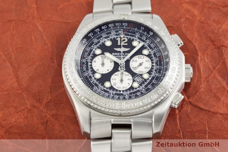 gebrauchte Luxusuhr Breitling B2 Chronograph Stahl Automatik Kal. B 42, ETA 2892-A2 Ref. A42362  | 2002689 _1