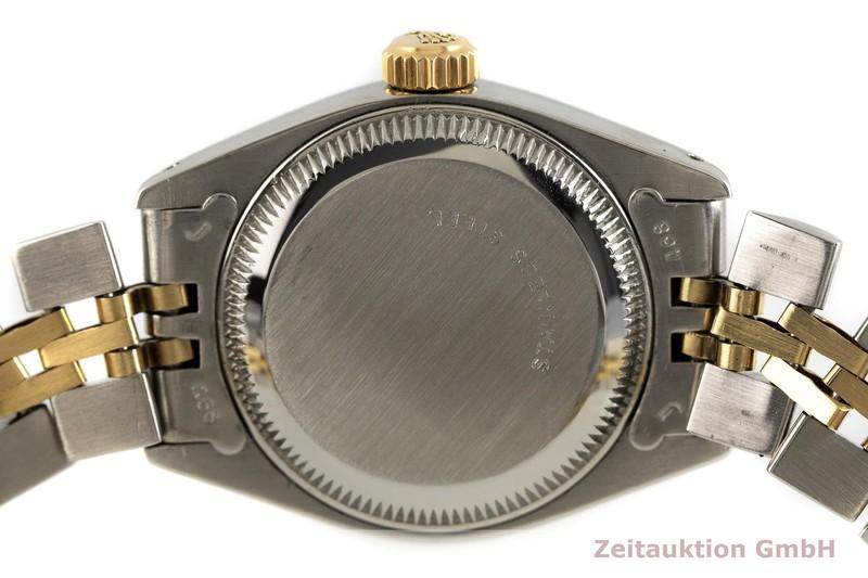 gebrauchte Luxusuhr Rolex Lady Date Stahl / Gold Automatik Kal. 2030 Ref. 6917  | 2002742 _0