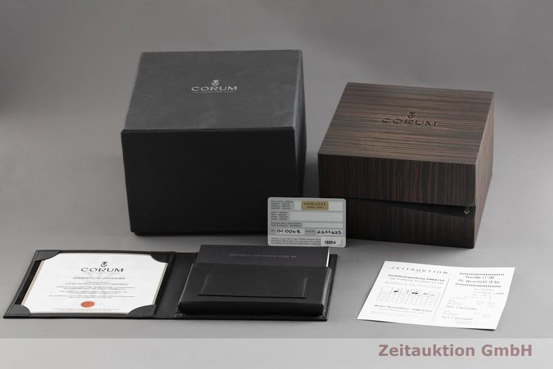 gebrauchte Luxusuhr Corum Admirals Cup Stahl Automatik Kal. ETA 7750 Ref. 01.0068 LIMITED EDITION | 2002751 _0