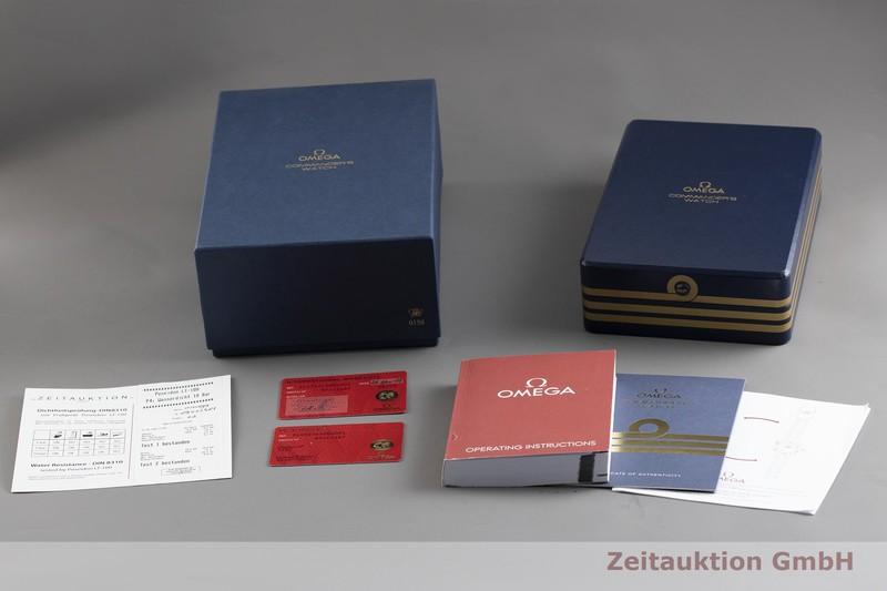 gebrauchte Luxusuhr Omega Seamaster Stahl Automatik Kal. 2507 Ref. 212.32.41.20.04.001 LIMITED EDITION | 2002757 _0