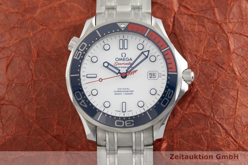 gebrauchte Luxusuhr Omega Seamaster Stahl Automatik Kal. 2507 Ref. 212.32.41.20.04.001 LIMITED EDITION | 2002757 _1