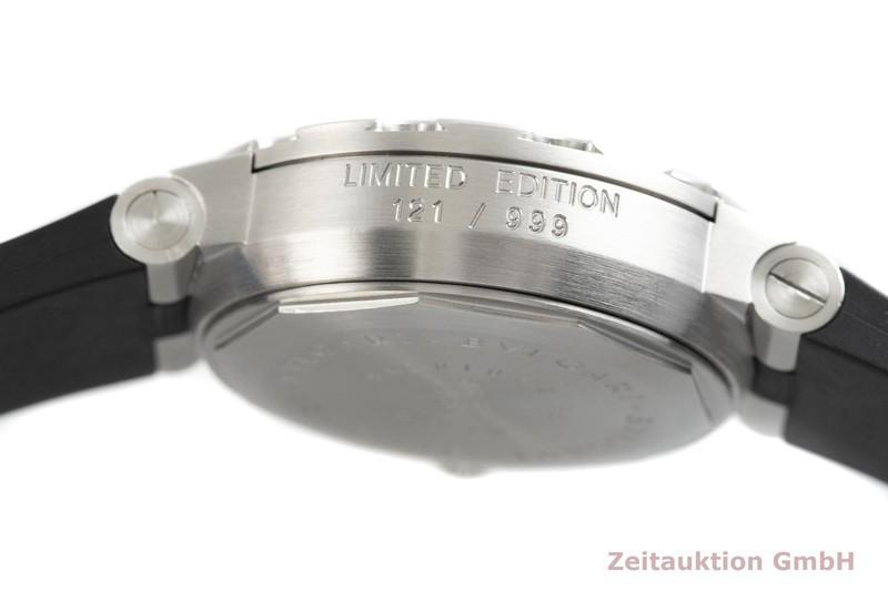 gebrauchte Luxusuhr Bvlgari Scuba Chronograph Stahl Automatik Kal. 2232 Ref. SCB38S LIMITED EDITION   2002760 _1