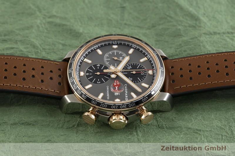 gebrauchte Luxusuhr Chopard 1000 Miglia Chronograph Stahl / Gold Automatik Kal. ETA 7750 Ref. 168571-6002    2002763 _0