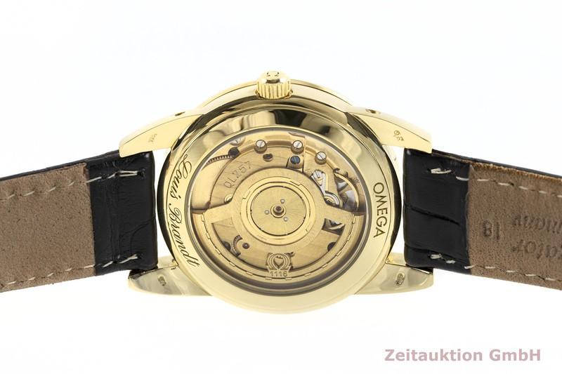 gebrauchte Luxusuhr Omega Louis Brandt 18k Gold Automatik Kal. 1116, ETA 2890-9 Ref. 1750300  | 2002773 _0