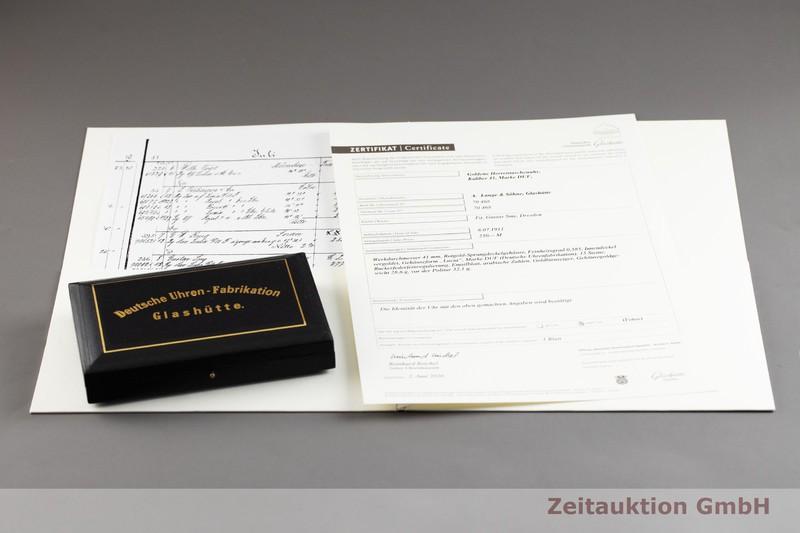 gebrauchte Luxusuhr A. Lange & Söhne DUF 14k Rotgold Handaufzug Kal. 41 Ref. 6879 VINTAGE  | 2002776 _0