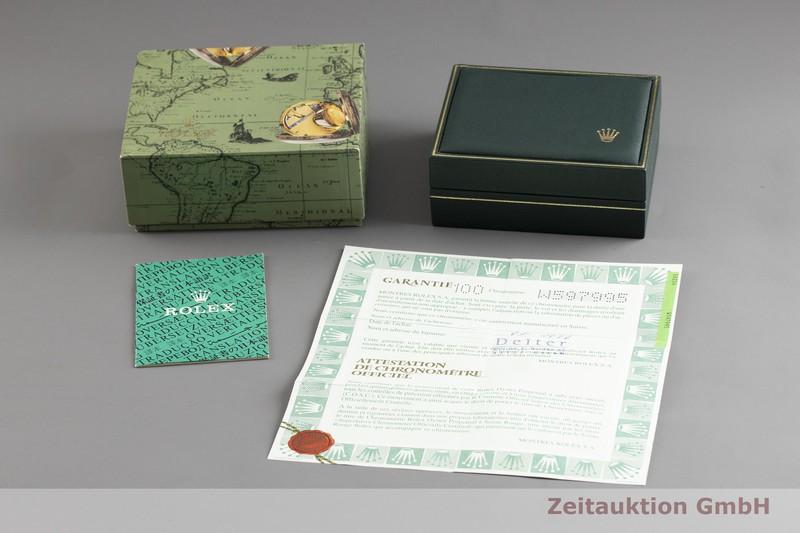 gebrauchte Luxusuhr Rolex Datejust Stahl / Gold Automatik Kal. 3135 Ref. 16234  | 2002783 _0