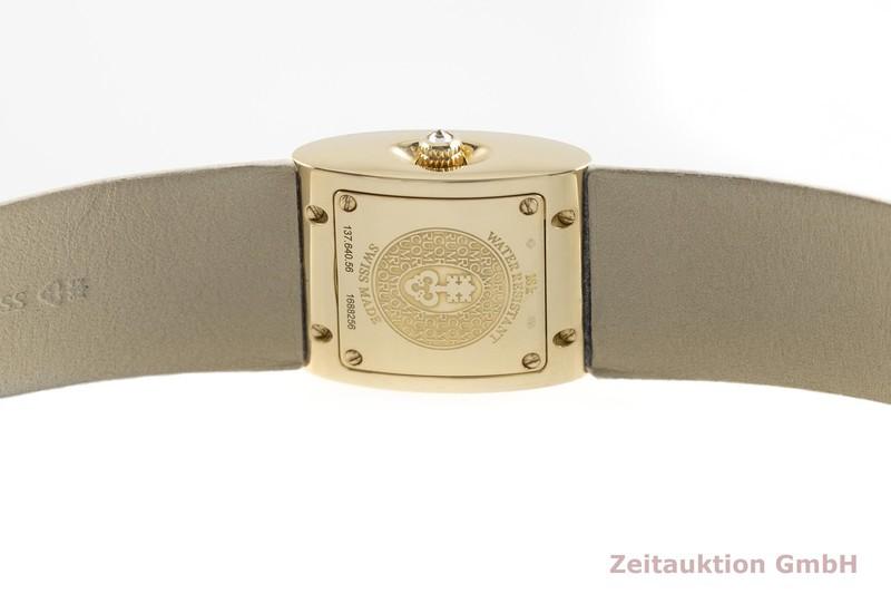 gebrauchte Luxusuhr Corum Butterfly 18k Gold Quarz Kal. ETA E01001 Ref. 137.640.56  | 2002788 _0
