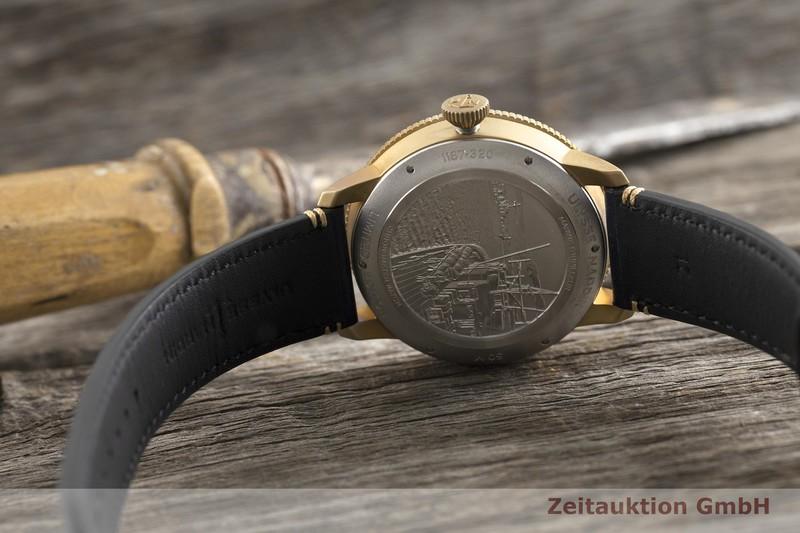 gebrauchte Luxusuhr Ulysse Nardin Marine Torpilleur Stahl / Bronze Automatik Kal. UN118 Ref. 1187-320 LIMITED EDITION | 2002797 _1