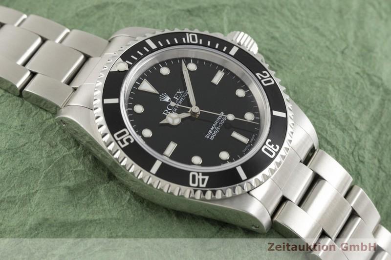 gebrauchte Luxusuhr Rolex Submariner Stahl Automatik Kal. 3000 Ref. 14060  | 2002825 _1